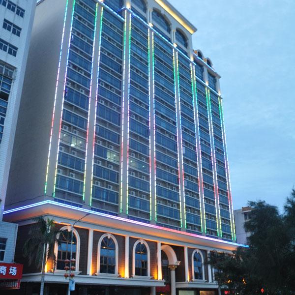 酒店外观_南澳世纪海景大酒店