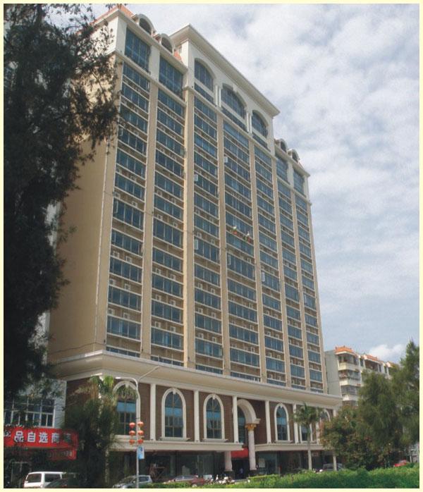 酒店简介_南澳世纪海景大酒店